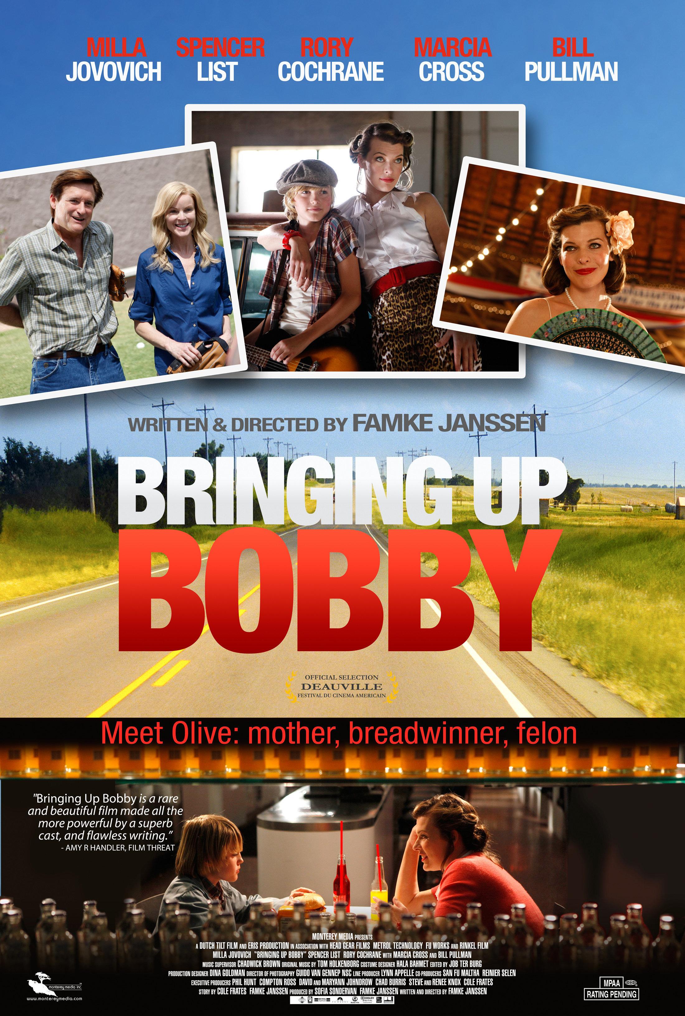 Bringing Up Bobby kapak