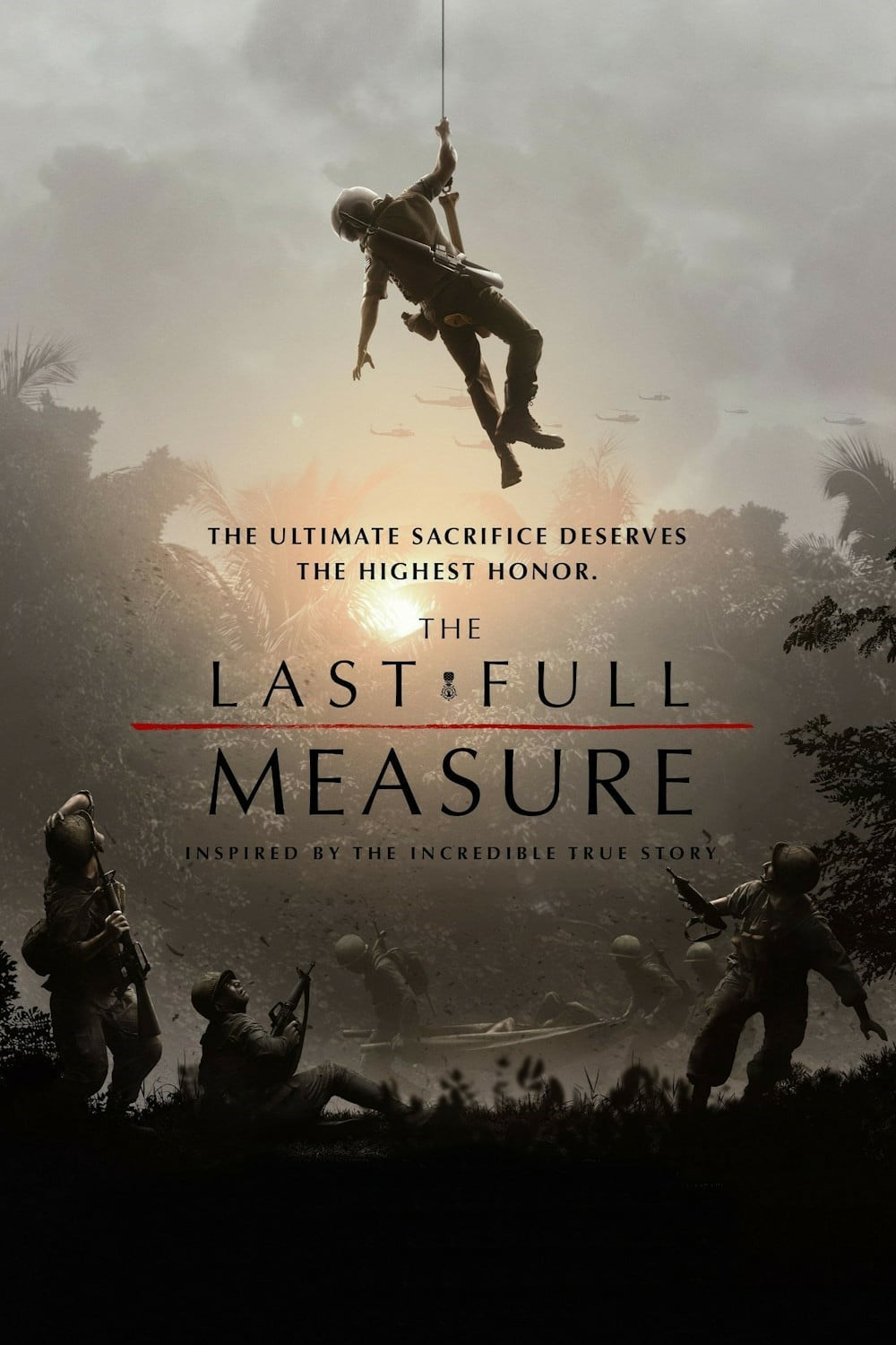 The Last Full Measure kapak