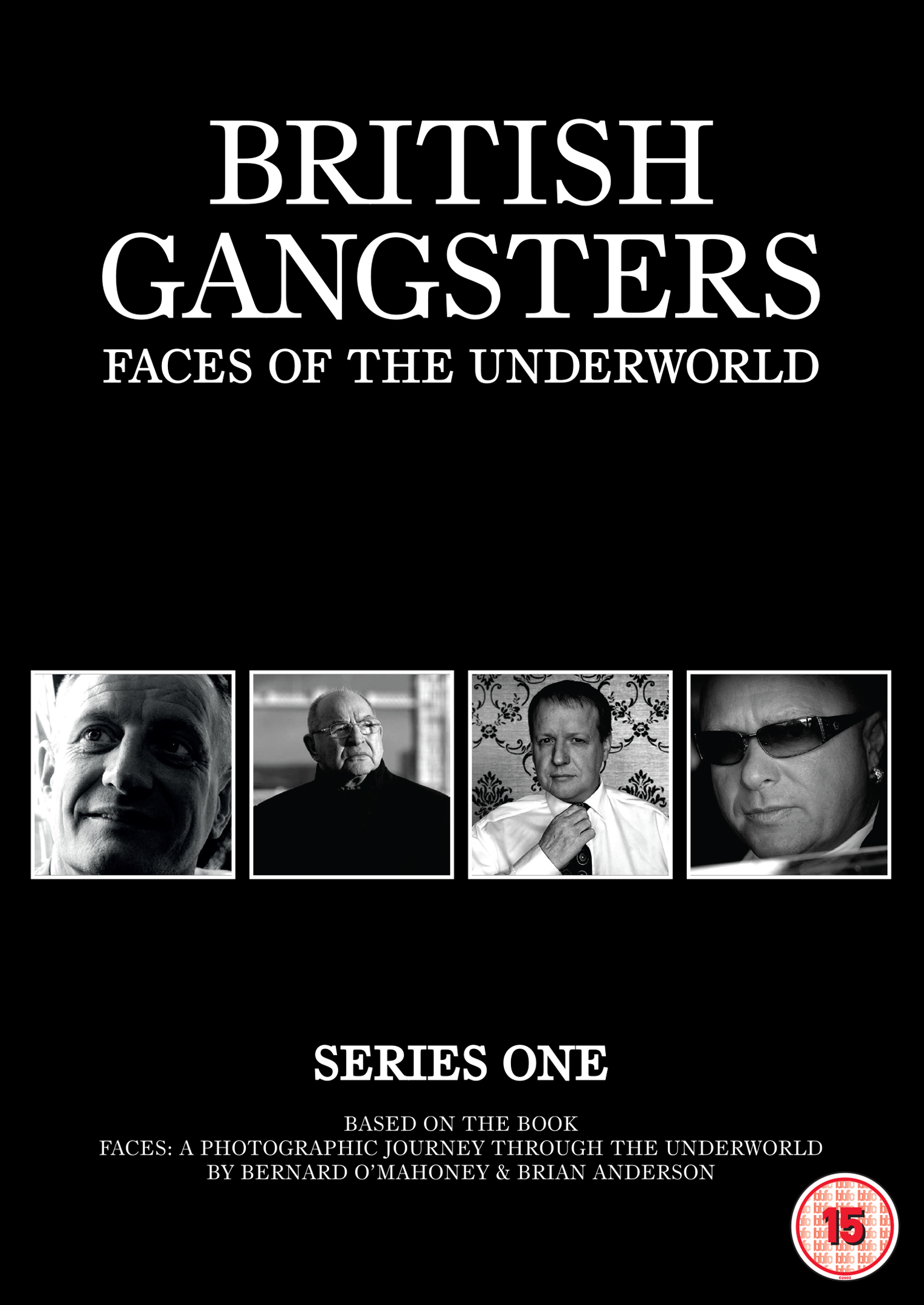 British Gangsters: Faces of the Underworld kapak