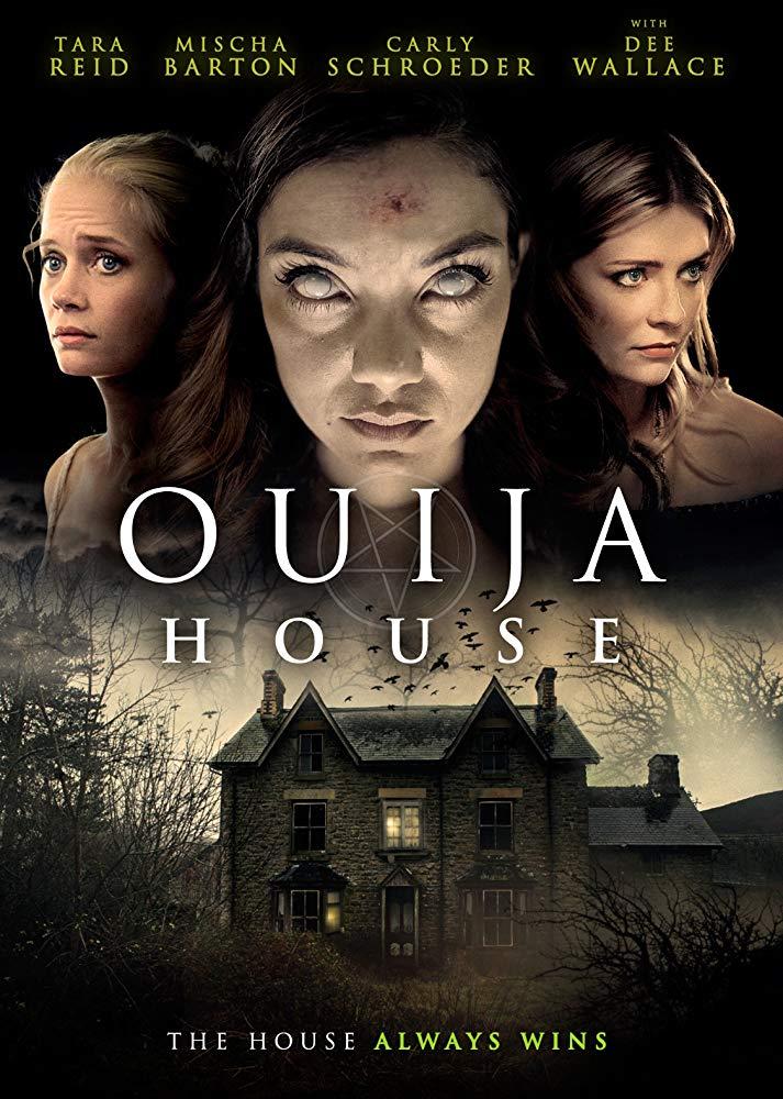 Ouija House kapak