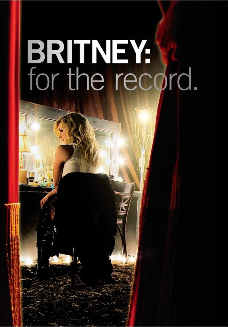 Britney: For the Record kapak