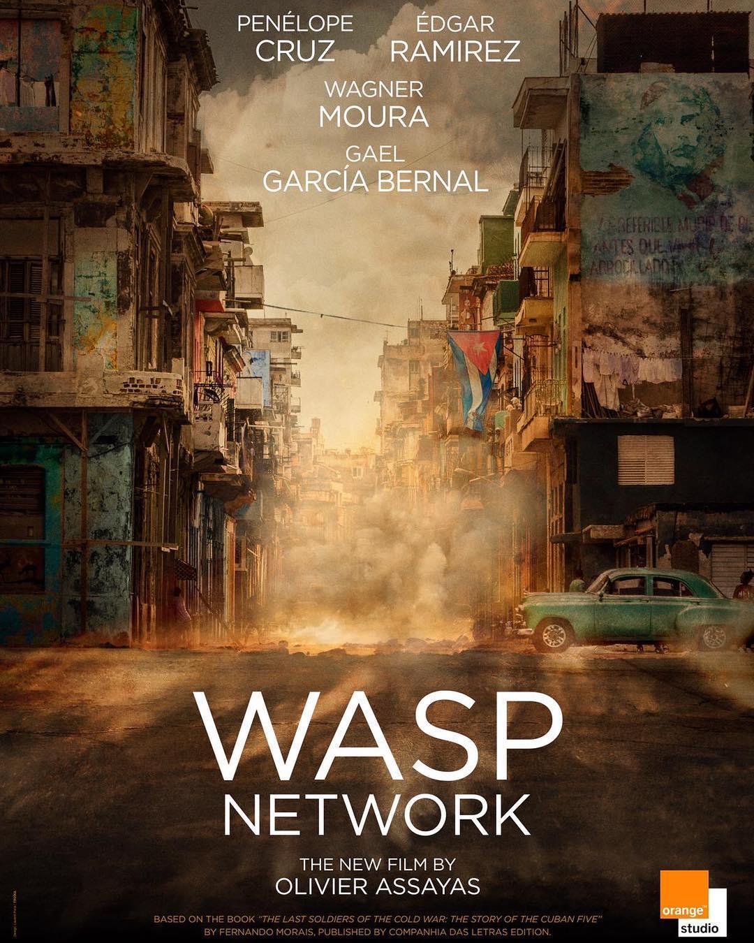 Wasp Network kapak