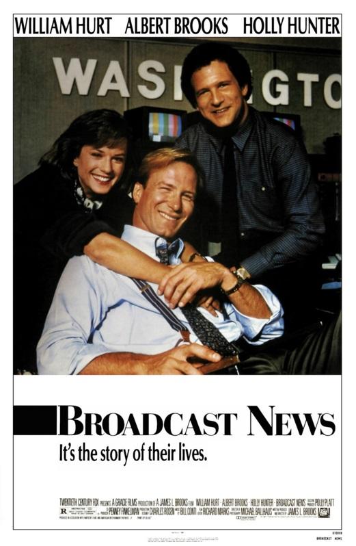 Broadcast News kapak