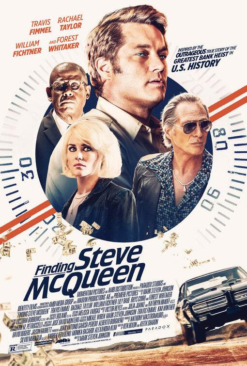 Finding Steve McQueen kapak