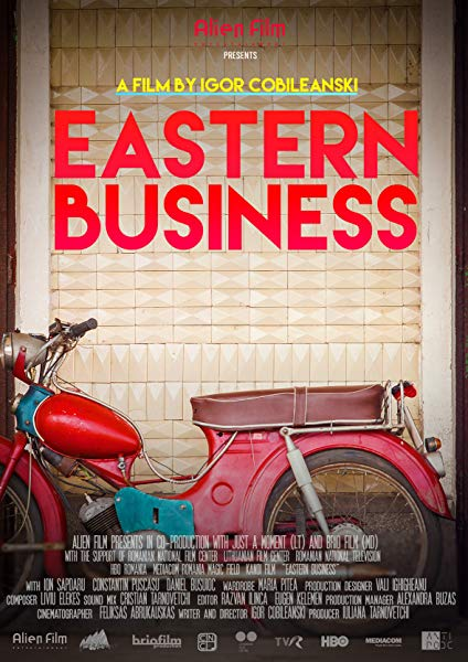 Eastern Business kapak