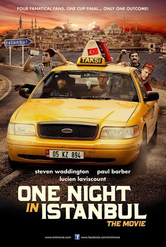 One Night in Istanbul kapak