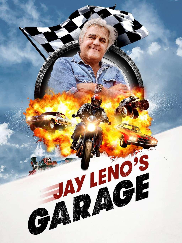 Jay Leno's Garage kapak