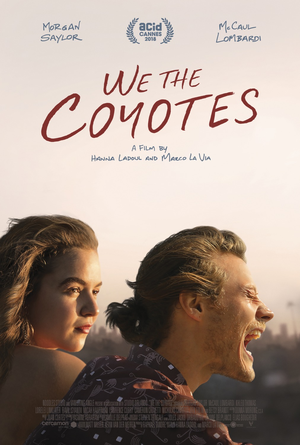 We the Coyotes kapak