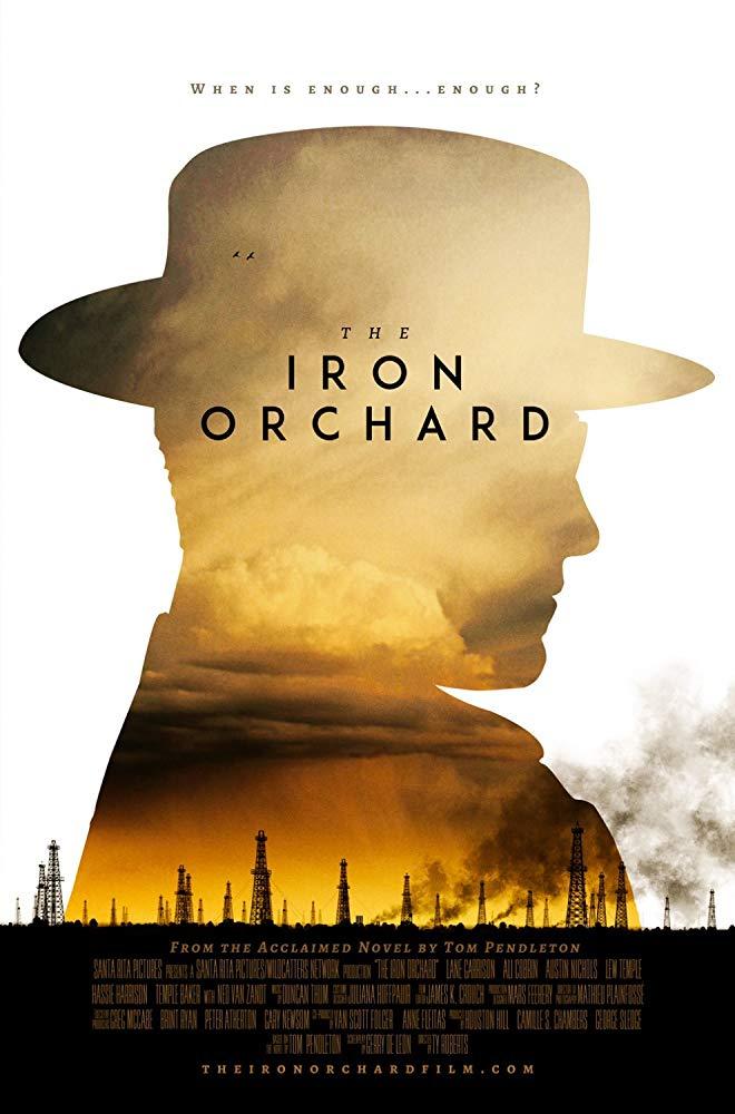 The Iron Orchard kapak