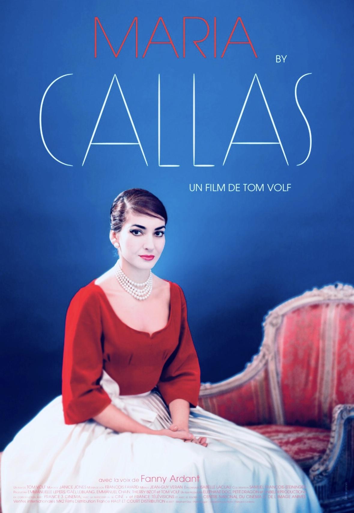 Maria by Callas kapak