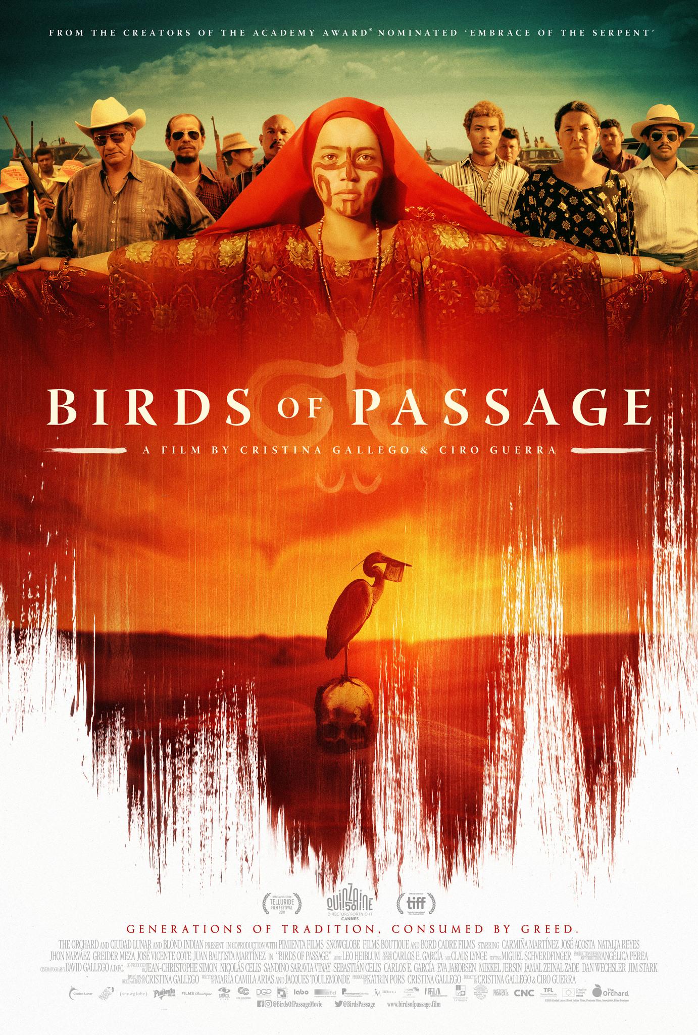 Birds of Passage kapak