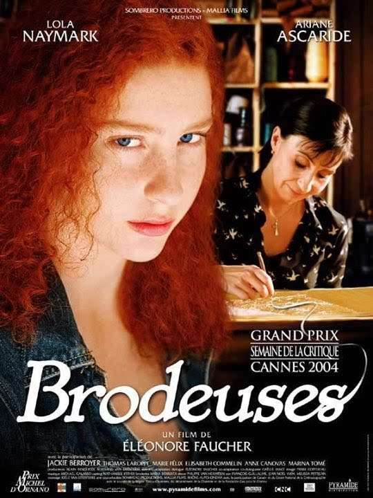 Brodeuses - A Common Thread kapak