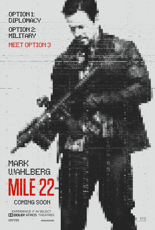 Mile 22 kapak