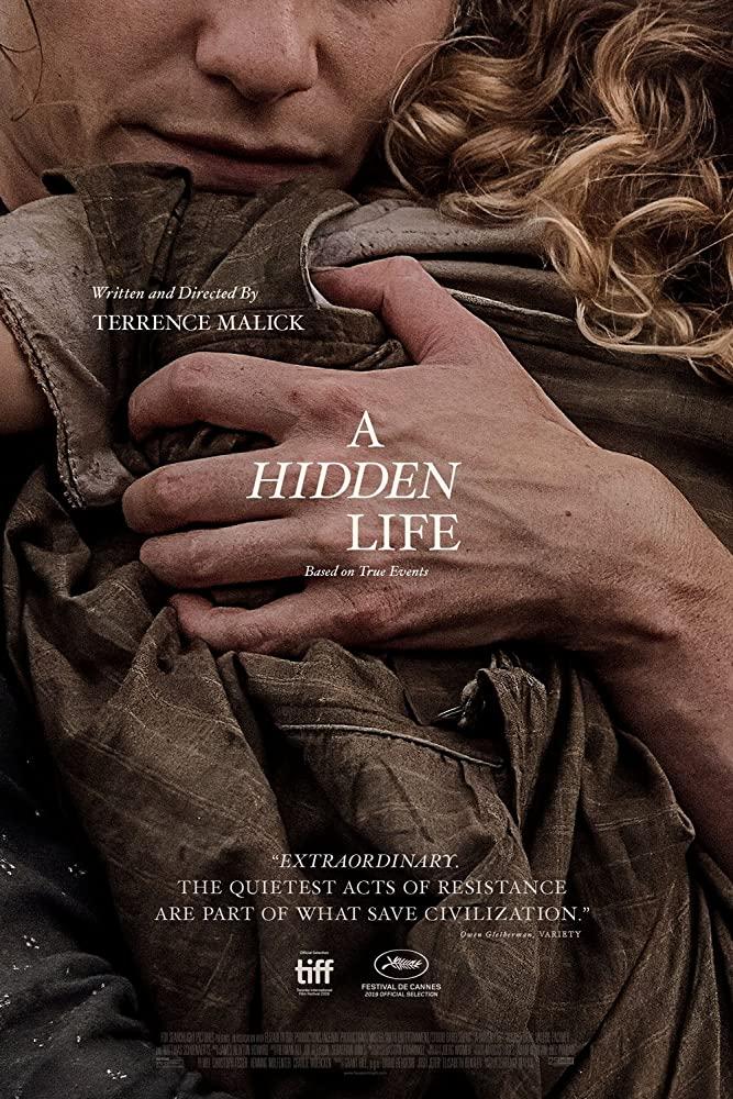 A Hidden Life kapak