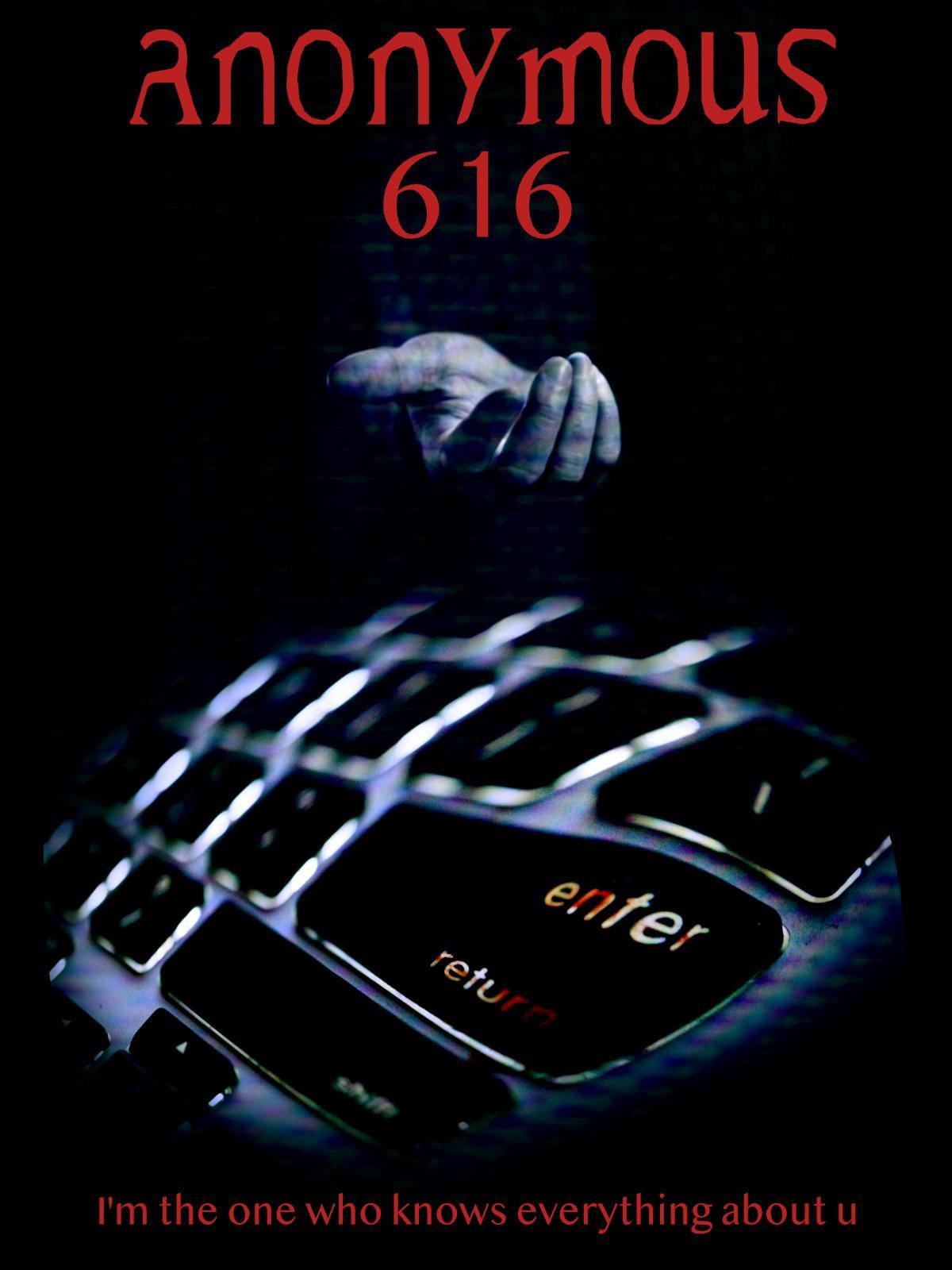 Anonymous 616 kapak