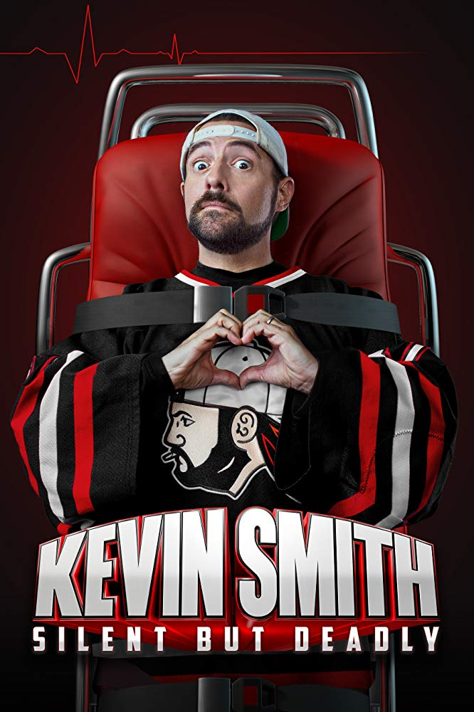 Kevin Smith: Silent But Deadly kapak