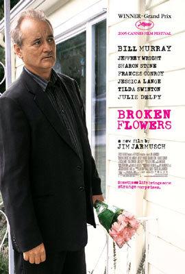 Broken Flowers kapak