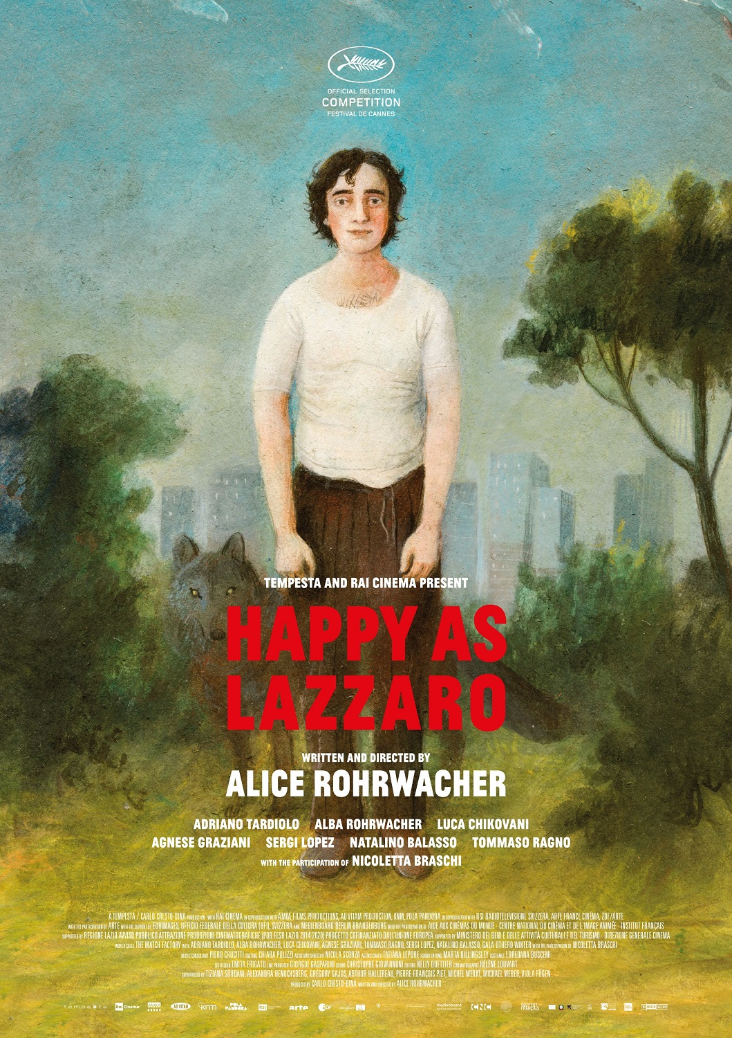 Happy as Lazzaro kapak