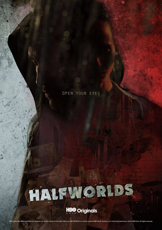 Halfworlds kapak