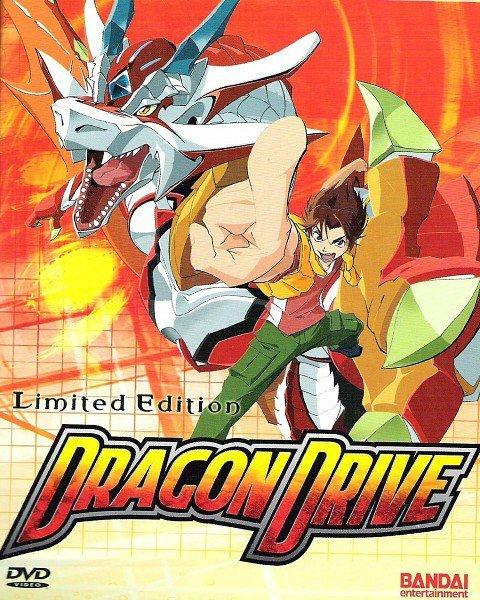 Dragon Drive kapak
