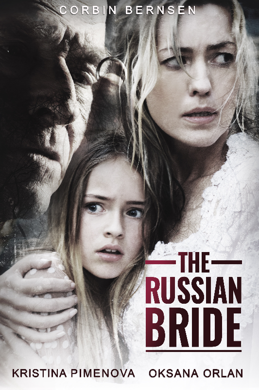 The Russian Bride kapak