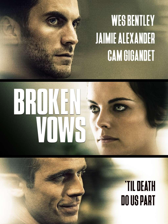 Broken Vows kapak