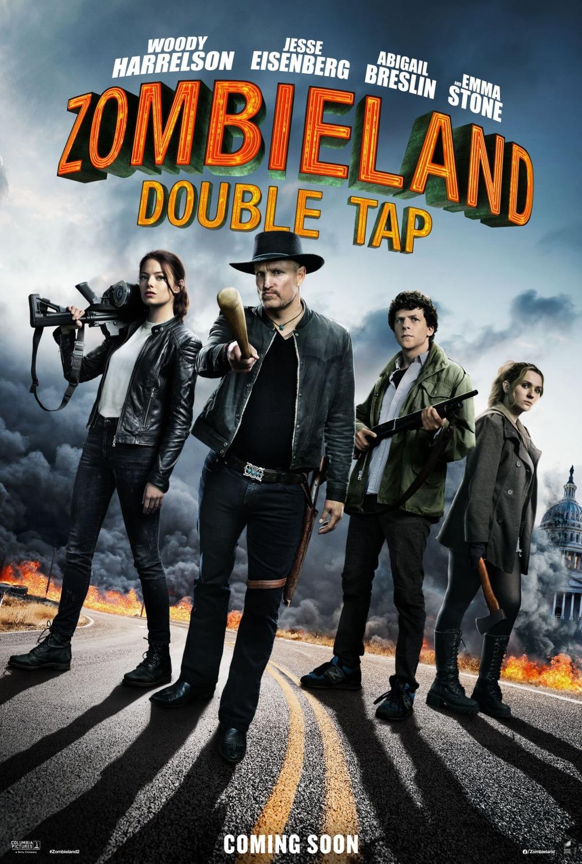 Zombieland: Double Tap kapak