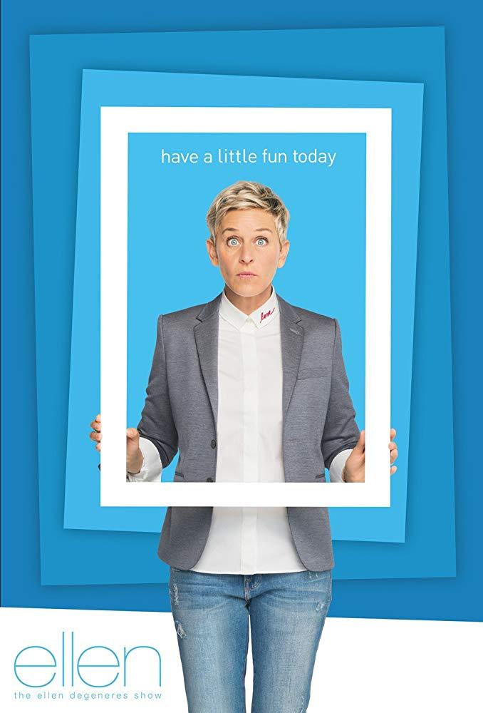 The Ellen DeGeneres Show kapak