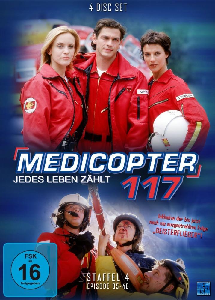 Medicopter 117 - Jedes Leben zählt kapak