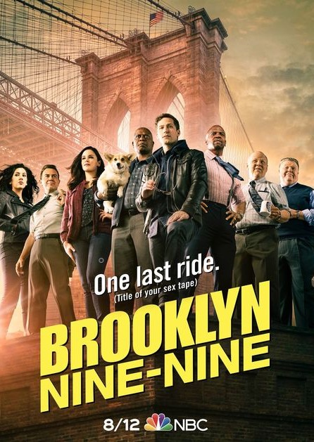 Brooklyn Nine-Nine kapak