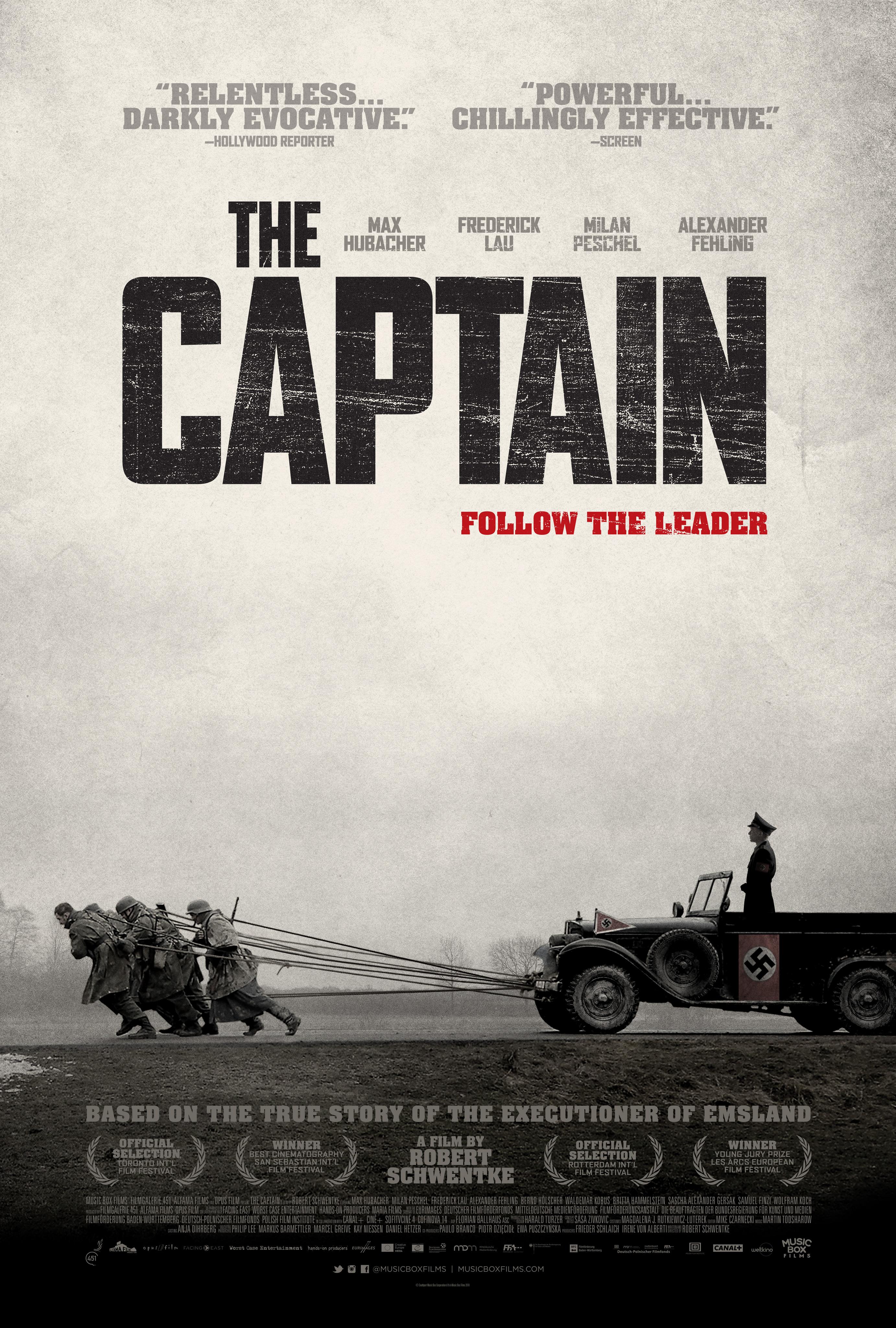 The Captain kapak