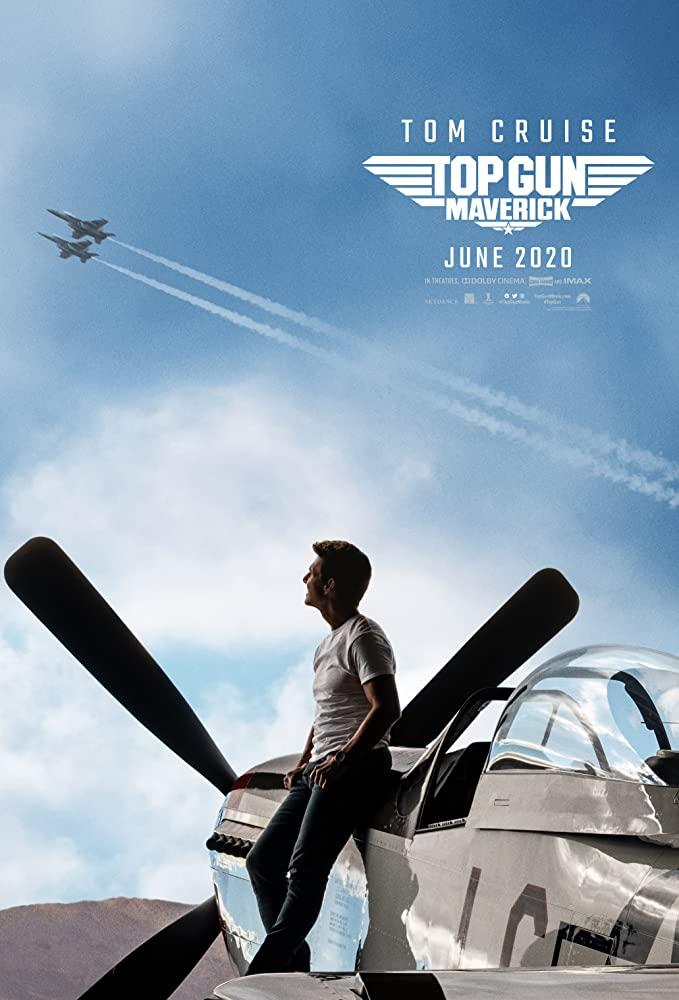 Top Gun: Maverick kapak