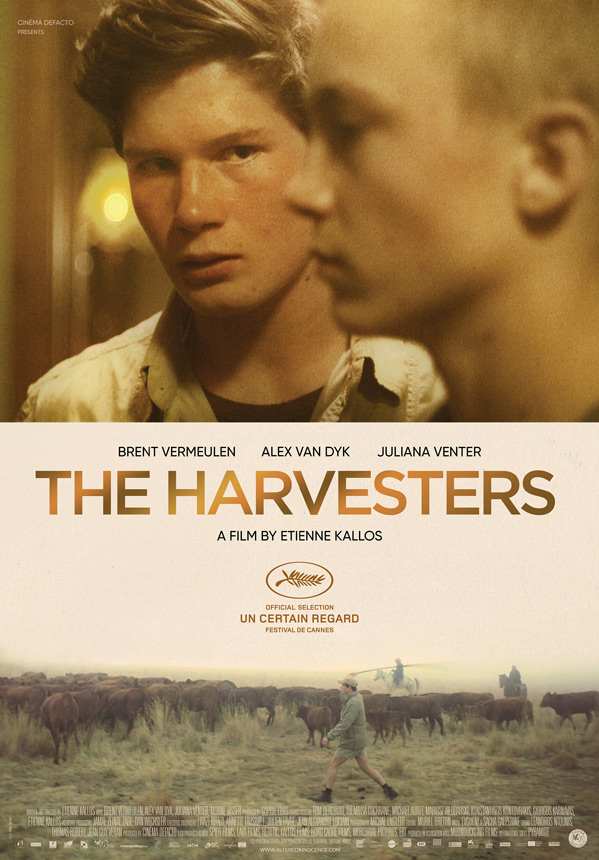 The Harvesters kapak