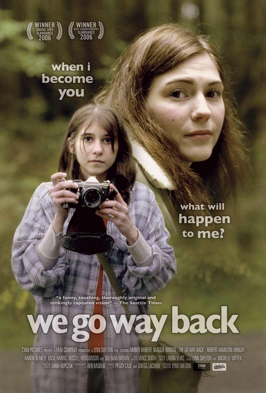 We Go Way Back kapak