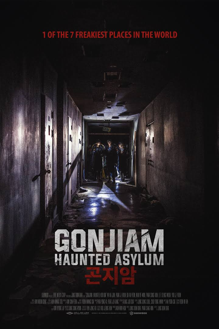 Gonjiam: Haunted Asylum kapak