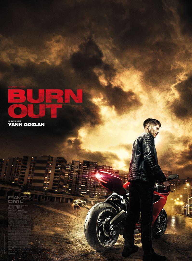 Burn Out kapak