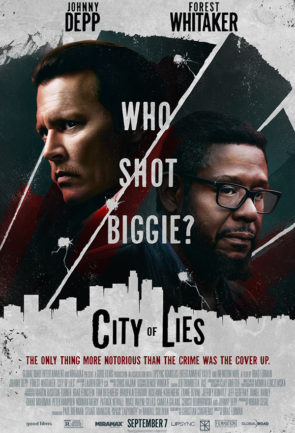 City of Lies kapak