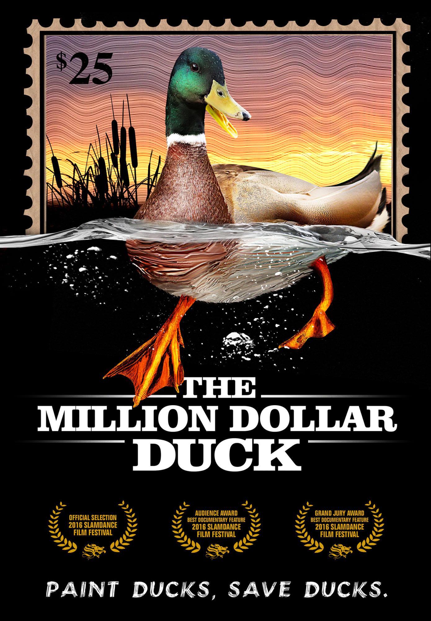 The Million Dollar Duck kapak