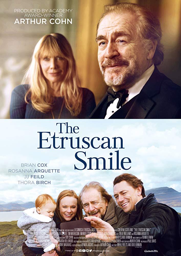 The Etruscan Smile kapak