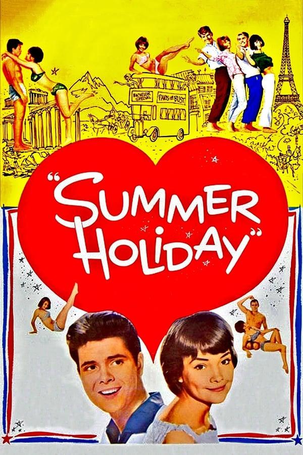 Summer Holiday kapak