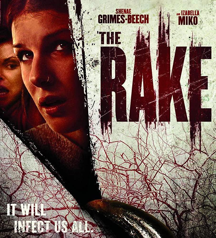 The Rake kapak