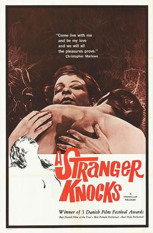 A Stranger Knocks kapak