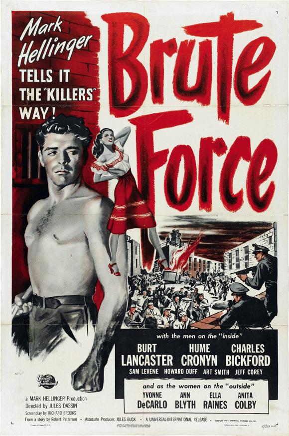 Brute Force kapak