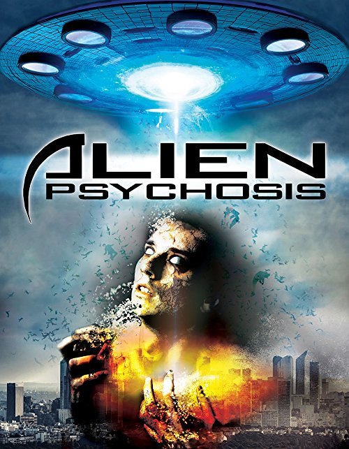 Alien Psychosis kapak