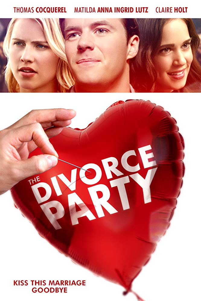 The Divorce Party kapak