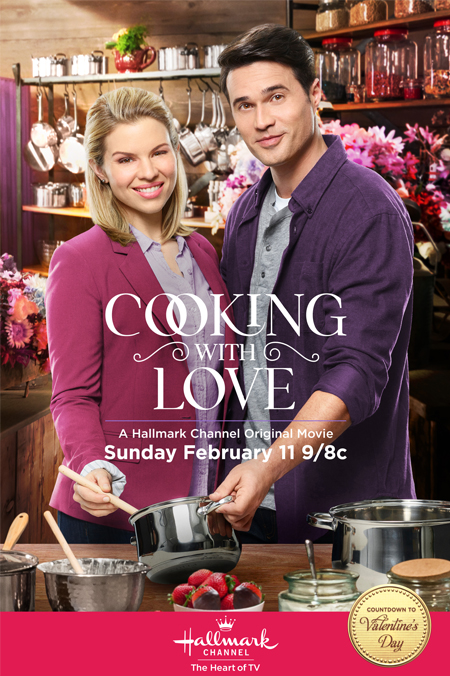 Cooking with Love kapak