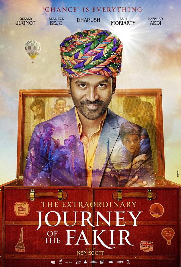 The Extraordinary Journey of the Fakir kapak