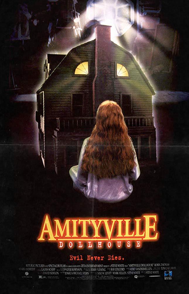 Amityville Dollhouse kapak