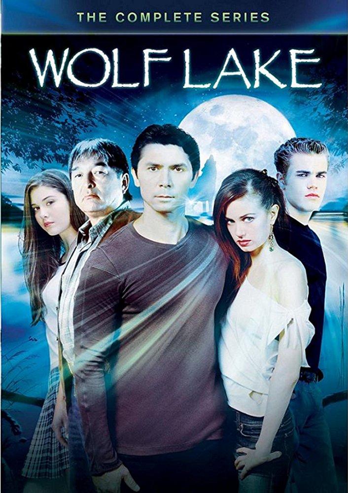 Wolf Lake kapak