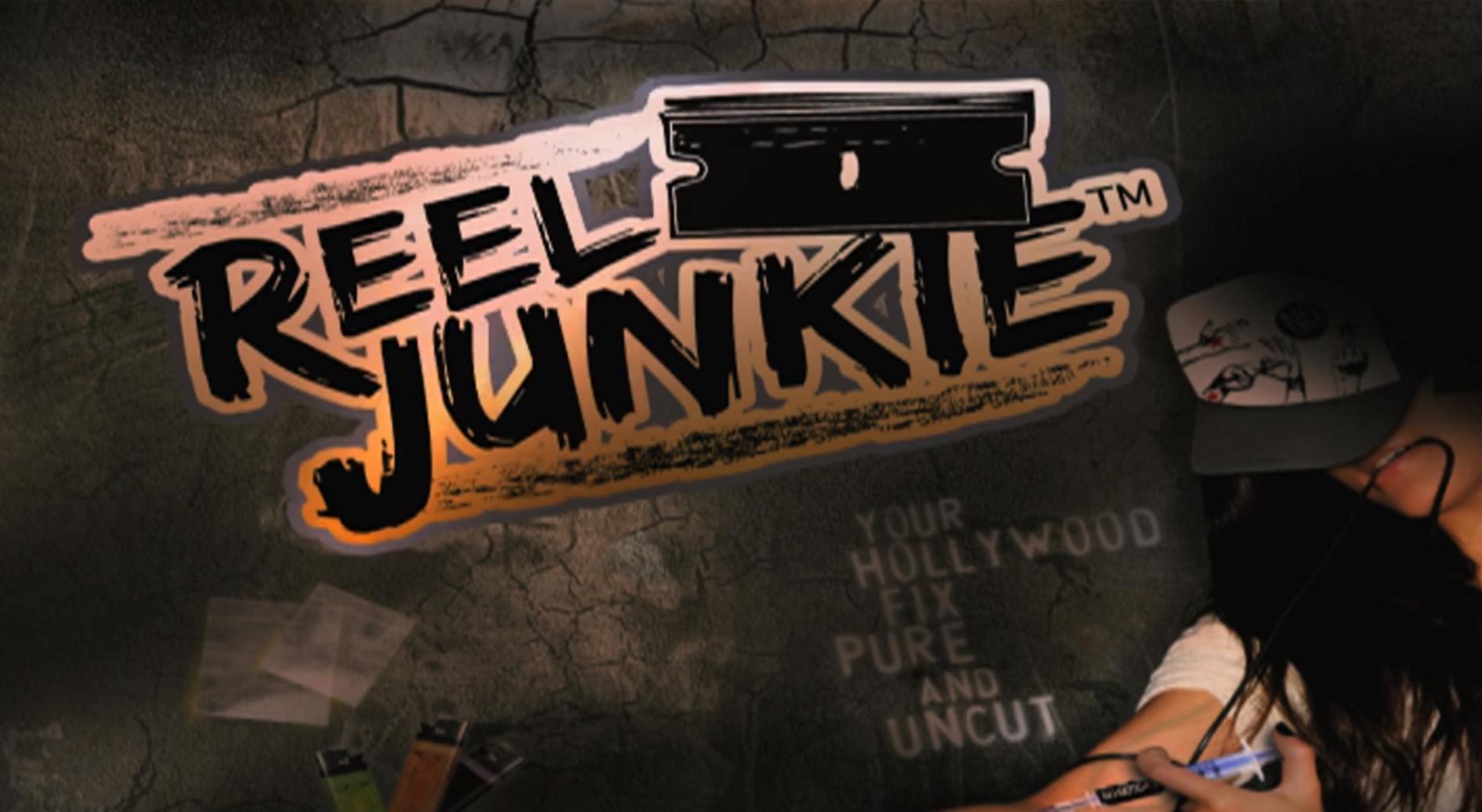 Reel Junkie kapak